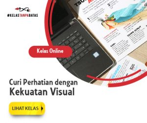 Kursus online infografis