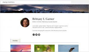website untuk membuat portofolio